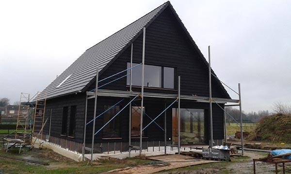 Passiefhuis te Udenhout
