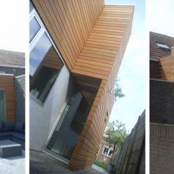 Verbouwing woonhuis te Tilburg