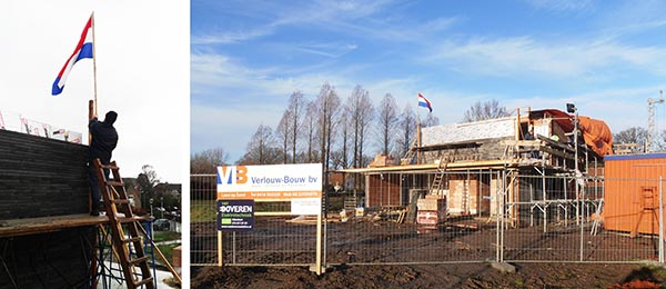 Hoogste punt in Udenhout