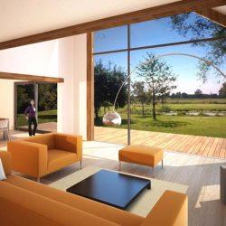 Ontwerp verbouwing woonhuis Chaam