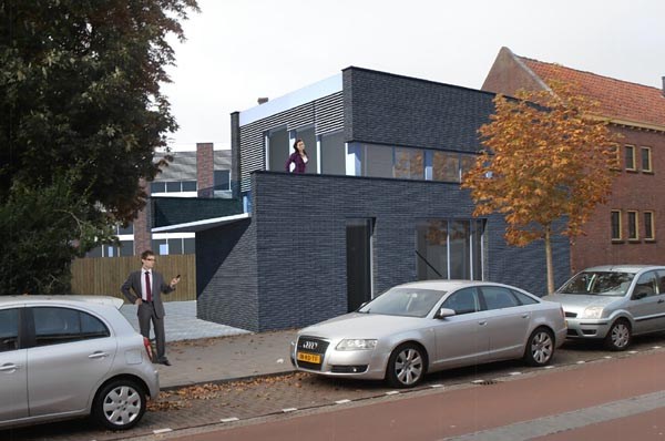 Project Trouwlaan/Korvelseweg